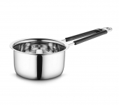 Profusion Stainless Steel Sauce Pan- (Silver, 1 PC- Capacity- 2 Litre)