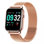 French Connection F1 Touch Screen Unisex Smartwatch with Heart Rate & Blood Pressure Monitoring