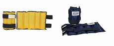 AurionAnkle Weights Combo Pack Total 18 kg Home Gym Weight Bands Perfect for Fitness